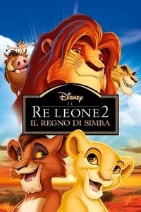 copertina film Il+re+leone+II+-+Il+regno+di+Simba 1998