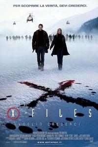 copertina film X-Files+-+Voglio+crederci 2008