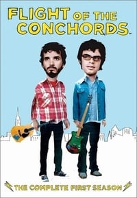 Flight of the Conchords S01E09