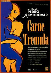 copertina film Carne+tremula 1997