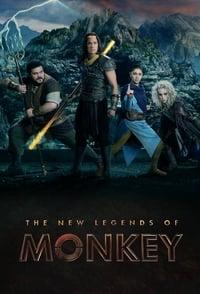 copertina serie tv The+New+Legends+of+Monkey 2018