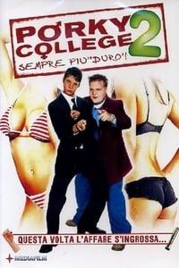 copertina film Porky+college+2+-+Sempre+pi%C3%B9+duro 2000