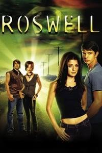 copertina serie tv Roswell 1999