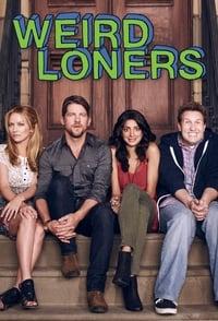 copertina serie tv Weird+Loners 2015