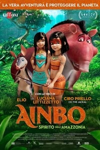 copertina film Ainbo+-+Spirito+dell%27Amazzonia 2021