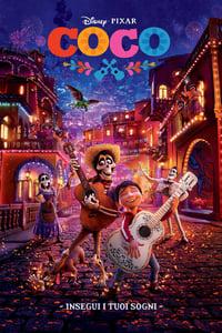 copertina film Coco 2017