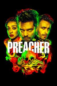 copertina serie tv Preacher 2016