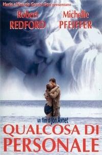 copertina film Qualcosa+di+personale 1996