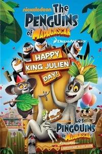 copertina film I+Pinguini+di+Madagascar+%E2%80%93+La+giornata+di+Re+Julien 2010