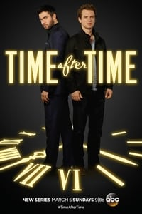 copertina serie tv Time+After+Time 2017