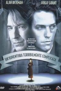 copertina film Un%27avventura+terribilmente+complicata 1995