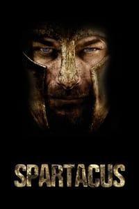 copertina serie tv Spartacus 2010