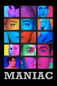 copertina serie tv Maniac 2018
