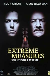 copertina film Extreme+Measures+-+Soluzioni+estreme 1996