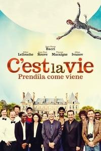 copertina film C%27est+la+vie+-+Prendila+come+viene 2017
