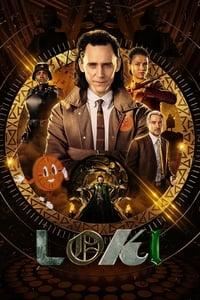 copertina serie tv Loki 2021