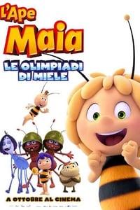 copertina film L%27Ape+Maia+-+Le+Olimpiadi+di+miele 2018