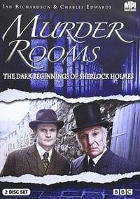 copertina serie tv Murder+Rooms.+Gli+oscuri+inizi+di+Sherlock+Holmes 2000