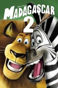 copertina film Madagascar+2 2008