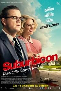 copertina film Suburbicon 2017