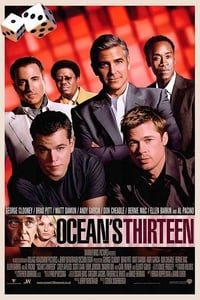 copertina film Ocean%27s+Thirteen 2007
