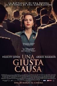copertina film Una+giusta+causa 2018