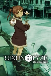 copertina serie tv Texhnolyze 2003