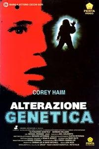 copertina film Alterazione+genetica 1988