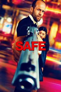 copertina film Safe 2012