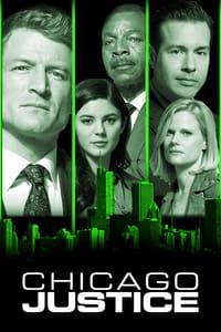 copertina serie tv Chicago+Justice 2017