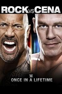 WWE: The Rock vs John Cena: Once in a Lifetime
