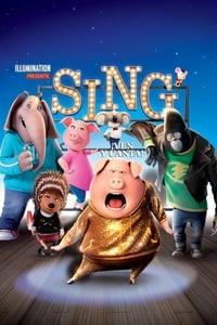 VER ¡Canta! Online Gratis HD