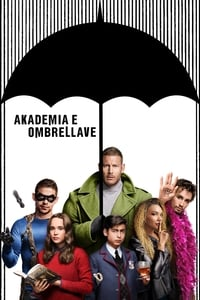 copertina serie tv The+Umbrella+Academy 2019