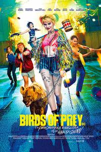 copertina film Birds+of+Prey+e+la+fantasmagorica+rinascita+di+Harley+Quinn 2020