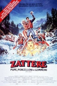 copertina film Zattere%2C+pupe%2C+porcelloni+e+gommoni 1984