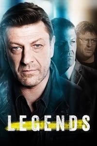 copertina serie tv Legends 2014