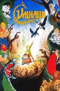 copertina film Valhalla 1986