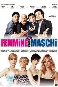 copertina film Femmine+contro+maschi 2011