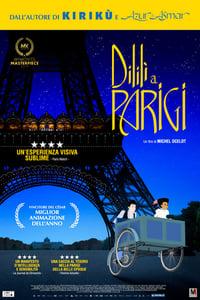 copertina film Dilili+a+Parigi 2018