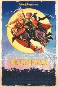 copertina film Hocus+Pocus 1993