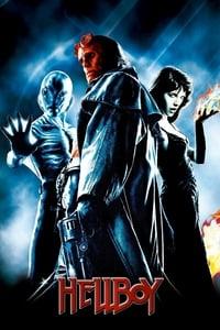 copertina film Hellboy 2004