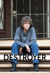copertina film Destroyer 2018