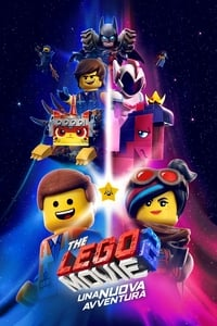 copertina film The+Lego+Movie+2%3A+Una+nuova+avventura 2019