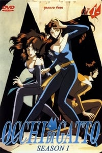 copertina serie tv Occhi+di+gatto 1983