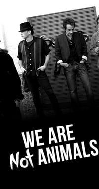 No somos animales