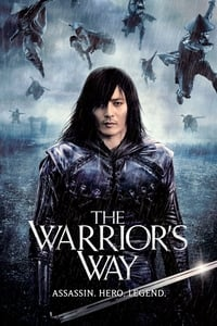 copertina film The+Warrior%27s+Way 2010