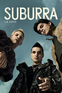 copertina serie tv Suburra 2017