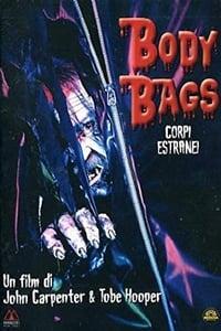 copertina film Body+bags+-+Corpi+estranei 1993