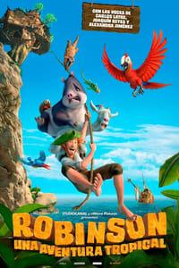 Robinson, una aventura tropical (Robinson Crusoe: The Wild Life) (2016)
