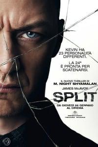 copertina film Split 2017